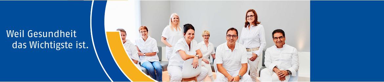 In den Medizinischen Versorgungszentren des Landkreises Darmstadt-Dieburg erhalten Sie eine umfassende Facharzt-Behandlung.