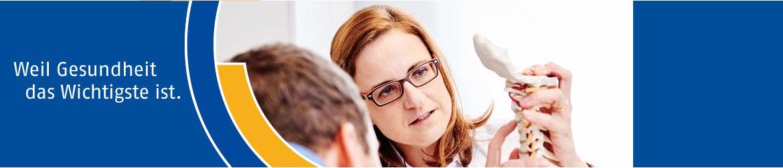 Dr. Melanie Kebernik, Ihre Fachärztin bei Rückenschmerzen in Seeheim-Jugenheim