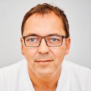 Udo Kebernik, Facharzt für Orthopädie