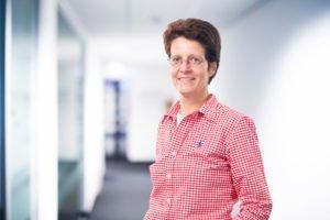 Dr. Cornelia Thieme, Leiterin MVZ Radiologie